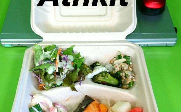 減量中の食事