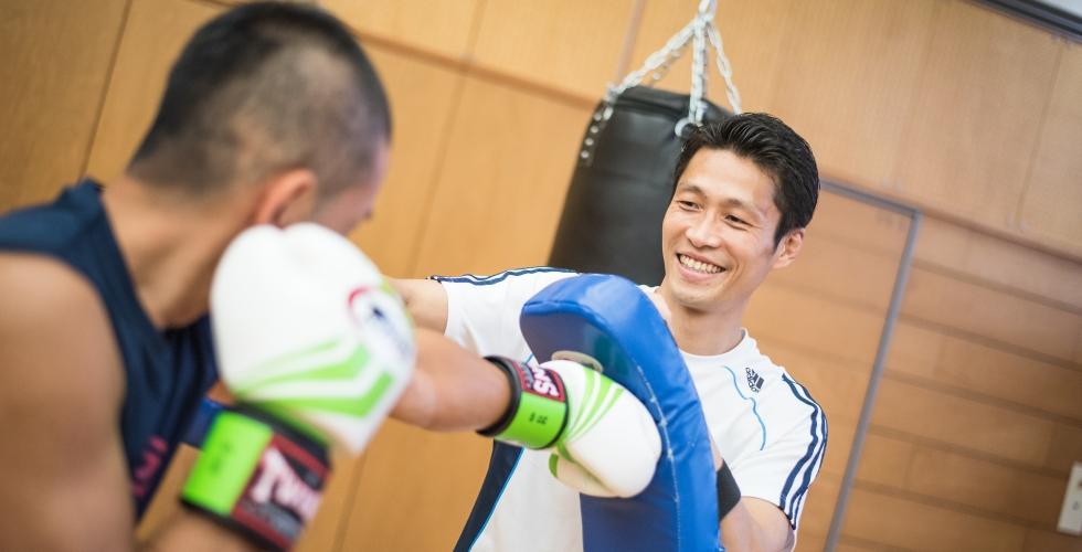 格闘家減量パーソナルトレーニングコース